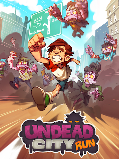 Undead City Run