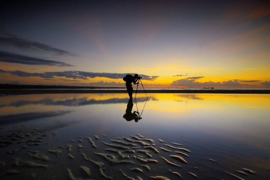 The Landscaper #2 by Aris Winahyu BR - Landscapes Waterscapes