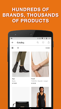 Zalando – Shopping & Fashion APK screenshot thumbnail 3