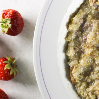 Gluten Free Quinoa Breakfast Recipes