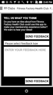 Fitness Factory Health Club (Unreleased) - screenshot