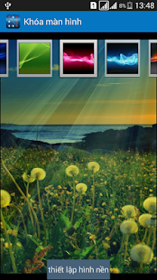 Lock screen pattern APK for Bluestacks