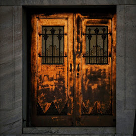 Behold, I knock by Todd Reynolds - Buildings & Architecture Architectural Detail