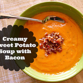 Dairy Free Sweet Potato Soup Recipes
