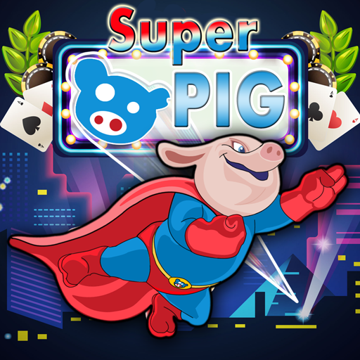 Super Hipo Pig - Adventure Pepa Hero (game)