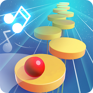 Splashy Tiles: Bouncing to the Beat For PC (Windows & MAC)