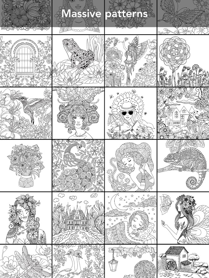 Garden Coloring Book Screenshot 13