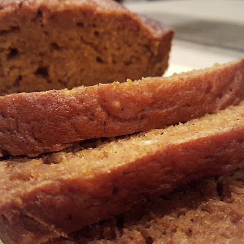 Low Cal Pumpkin Bread
