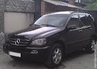 продам авто Mercedes ML 400 M-klasse (W163)