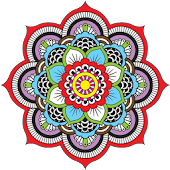 Game Mandala coloring pages 2 APK for Kindle