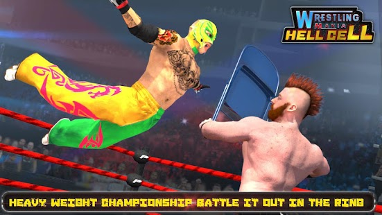 WORLD WRESTLING MANIA - HELL CELL 2K18 for pc