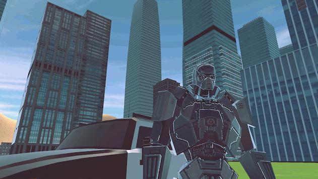 Police Carobot Hero apk screenshot