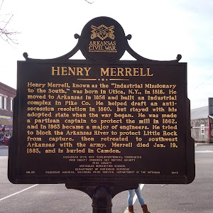 Henry Merrell, known as the
