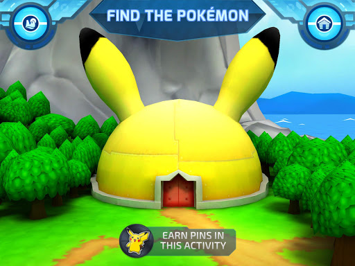 Camp Pokémon screenshot 10