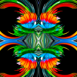 by Kris Pate - Digital Art Abstract