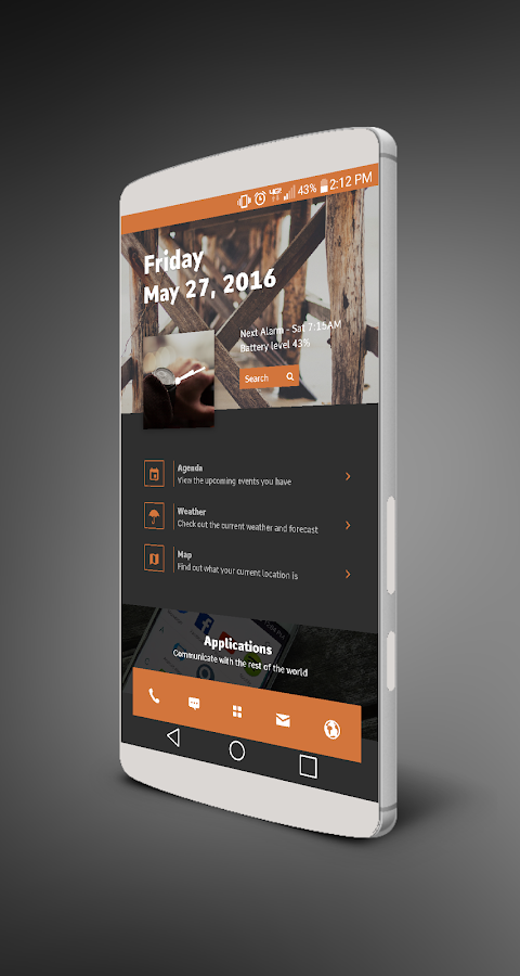 ReliableHome for KLWP Screenshot 3