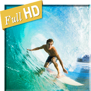 Surfing On Wave HD 3D LWP for PC-Windows 7,8,10 and Mac