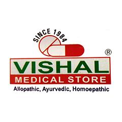 Vishal Medical Store, Shakarpur, Shakarpur logo