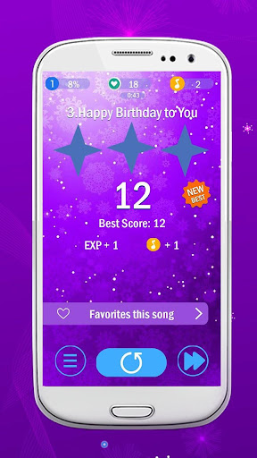 Piano Tiles 2017 For PC