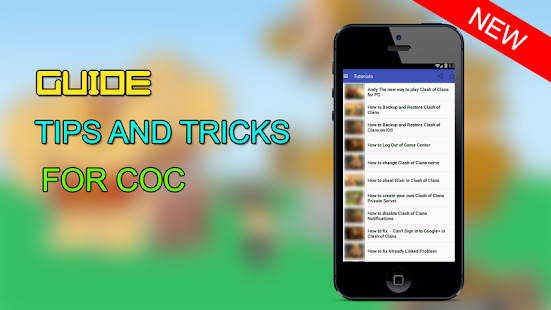 Guide for Clash of Clans - screenshot