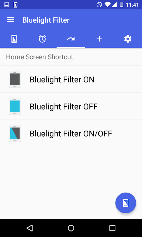 Bluelight Filter for Eye Care Screenshot 4