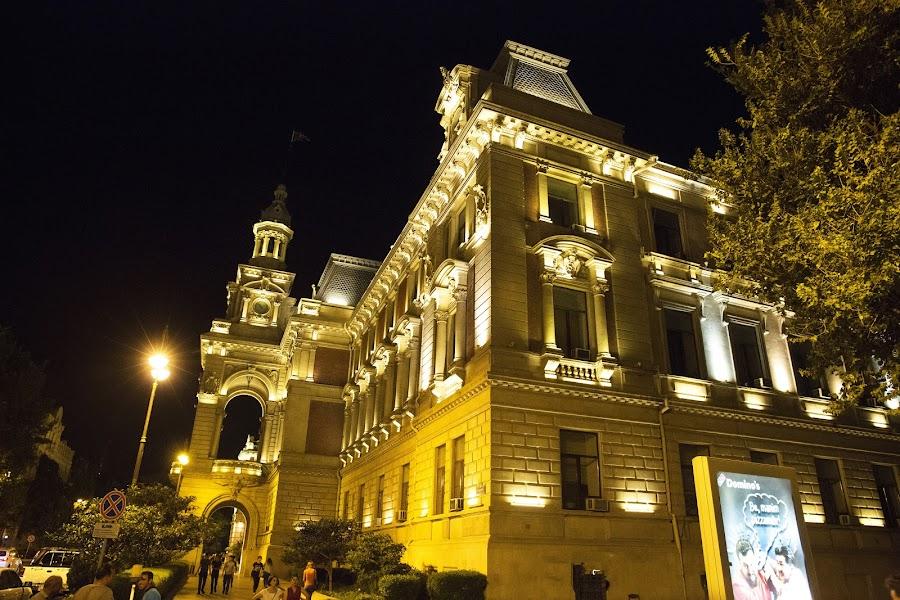 Baku by Azher S Saleh - Uncategorized All Uncategorized ( building )