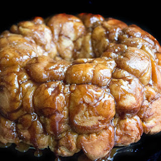 Homemade Monkey Bread in less than an hour