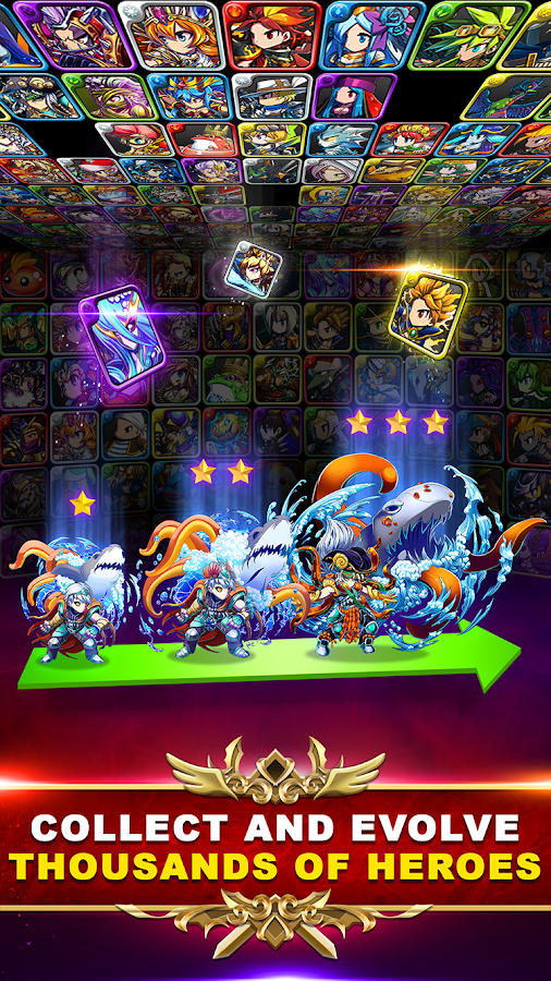 Brave Frontier RPG Screenshot 7