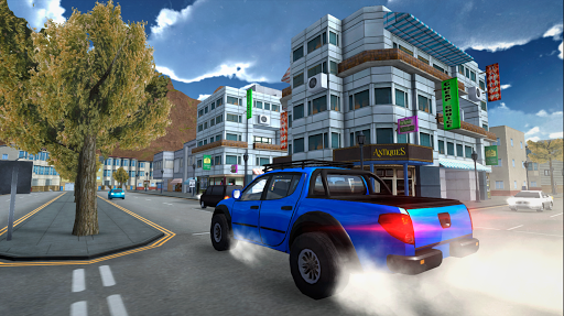 Extreme Rally SUV Simulator 3D - screenshot