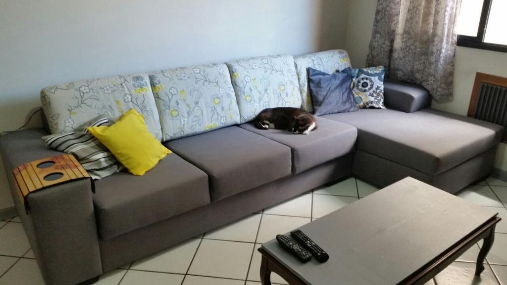 Apto 1 Dorm, Encruzilhada, Santos (AP4078)