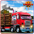 Game Euro Cargo Truck Driving 2017 APK for Kindle