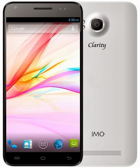 IMO Clarity - Spesifikasi Lengkap dan Harga - Ponsel Octa Core