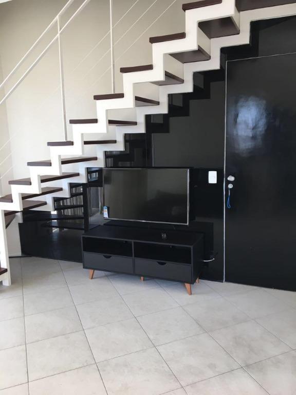 Excelente Apartamento Duplex Para Locação em Moema I 2 Suíte
