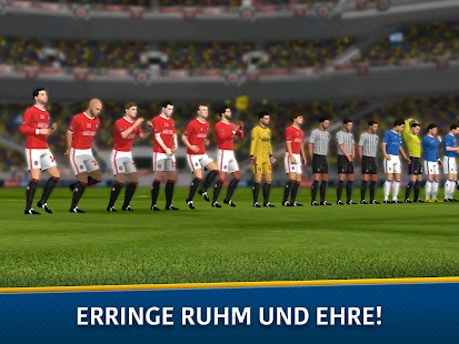 Dream League Soccer 2018 Screenshot