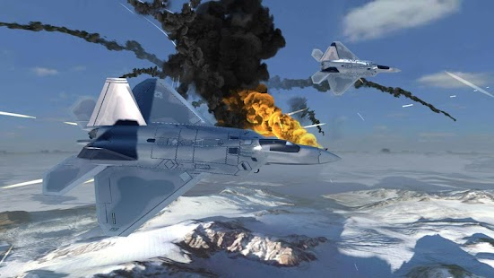 Call of Infinite Air Warfare Screenshot