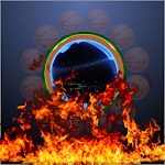 Fire Balls - Hit the stack! Icon