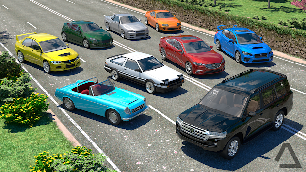 Driving Zone: Japan APK screenshot thumbnail 1