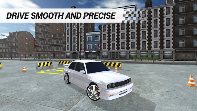 PARKING SPEED CAR APK screenshot thumbnail 2