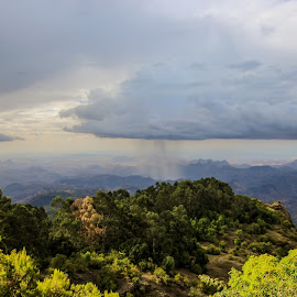 Simien2 by Lucien Vandenbroucke - Landscapes Weather ( simien, mountain, ethiopia )
