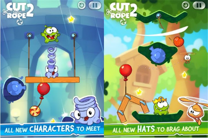 android Guide for Cut the Rope 2 Screenshot 1