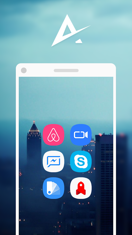 Aspire UX S8 - Icon Pack Screenshot 2