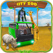 Game Coach Bus Sim: Zoo Driver apk for kindle fire