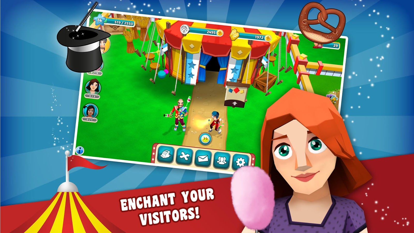 My Free Circus Screenshot 10