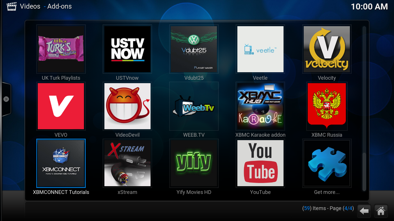 Easy Kodi Wizard Screenshot 5
