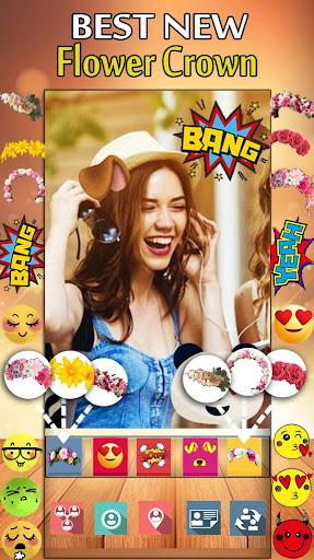 New Best Funny Free Live Emoji Face Sticker