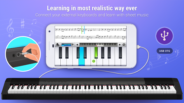 Piano + APK screenshot thumbnail 6