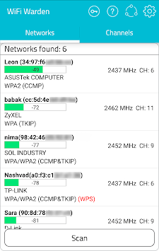 WiFi Warden ( WPS Connect ) APK screenshot thumbnail 2