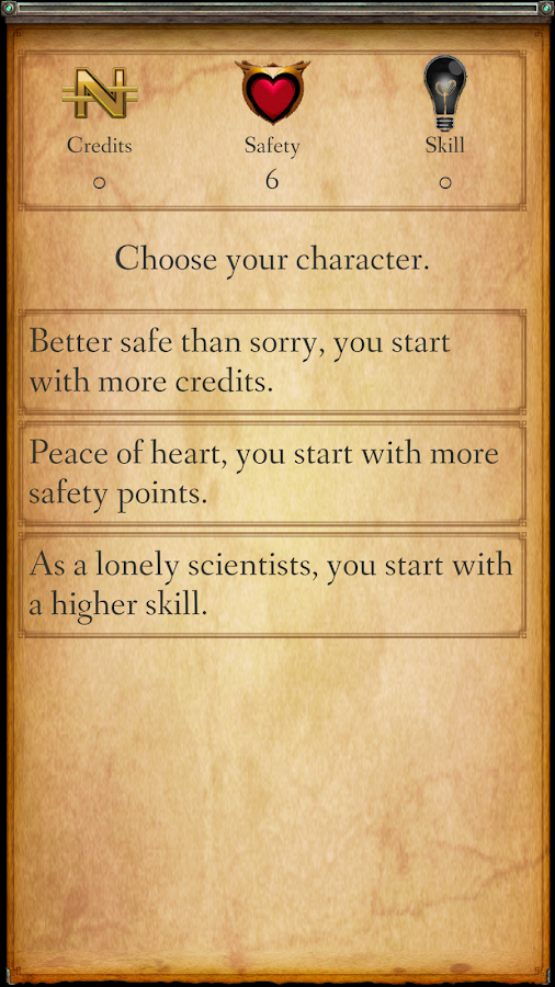 RPG Module: A game of choices Screenshot 6