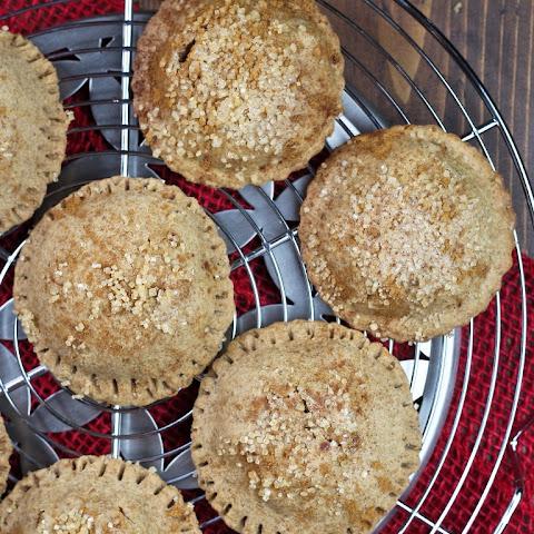 Vegan Gluten-Free Apple Hand Pies