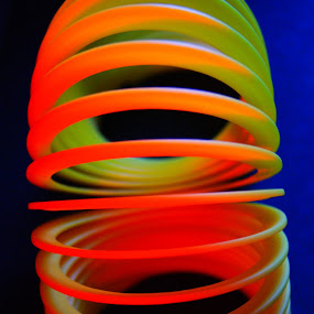 slinky by Sandra Cannon - Artistic Objects Other Objects